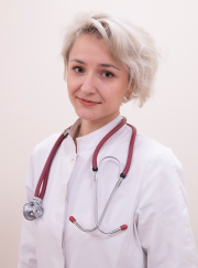 Парфенова Ольга Юрьевна