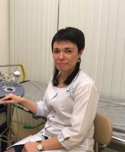 Кондратьева Ирина Вячеславовна