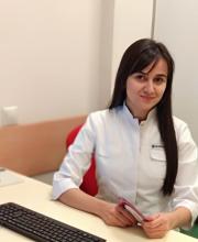 Геворгян Дианна Арменовна