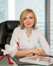 Стельмашенко Анна Игоревна