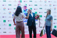 ЛДЦ ПАТЕРО КЛИНИК  выступил спонсором турнира по гольфу.