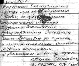 Тереса Ивановна