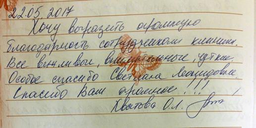 Хватова О.Л.